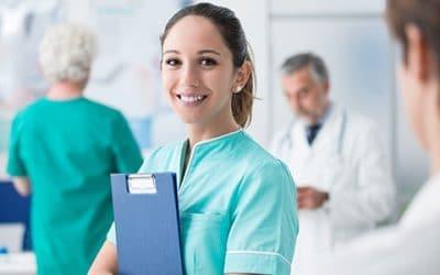 Медицинска сестра за работа в пневмо-фтизиатрично отделение